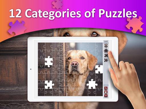 Jigsaw Puzzles for Adults HD 1.5.5 screenshots 8