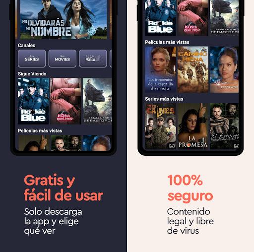 VIX - CINE. TV. GRATIS. apktram screenshots 12