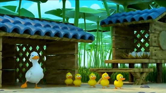 Five Little Ducks went Swimming One Day 1.0.12 screenshots 1