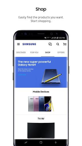 Samsung Shop 1.0.21028 Screenshots 6