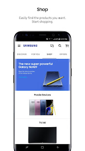 Samsung Shop 1.0.26352 Screenshots 6