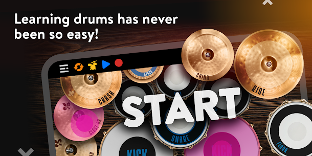 Real Drum Mod Apk 2021 – [ Premium + No Ads] 3