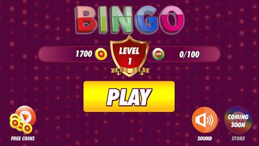 Bingo Classic Game - Offline Free 2.6 screenshots 8