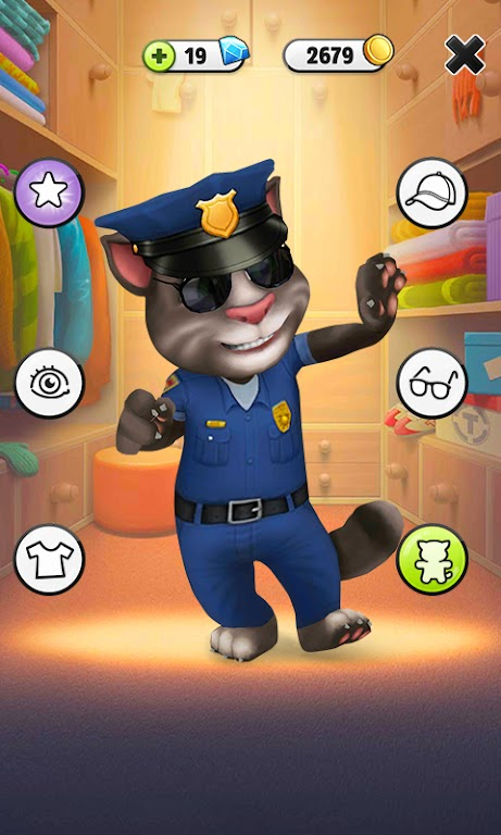 My Talking Tom  poster 1