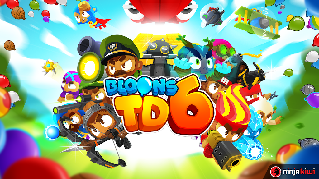 Bloons TD 6  poster 4