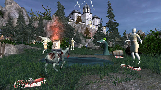 Goat Simulator GoatZ  screenshots 2