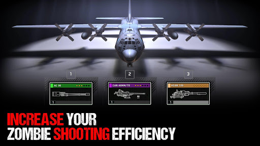Zombie Gunship Survival - Action Shooter 1.6.15 screenshots 1
