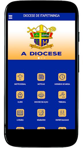 Diocese de Itapetininga screenshot 1