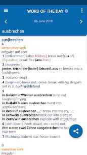 Oxford German Dictionary Premium Cracked APK 5