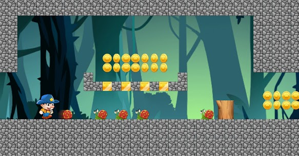 Super Bino Go 2: Free New Jump Adventure Game 3