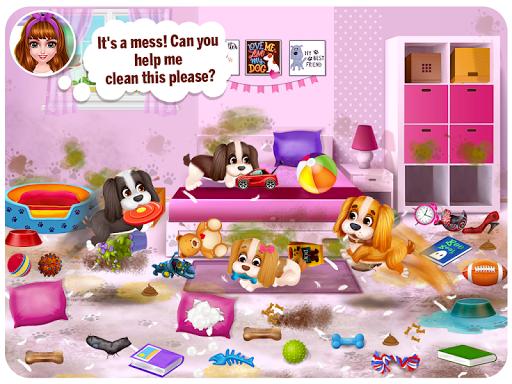 Puppy Pet Vet Salon And Daycare Activities 3.0.3 screenshots 2