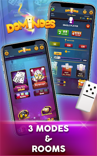 Dominoes - Offline Free Dominos Game 1.12 screenshots 9
