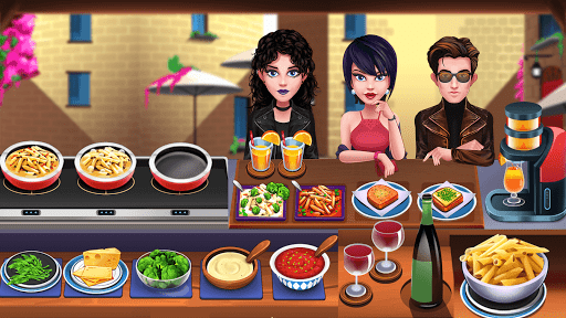 Cooking Chef - Food Fever 3.6 screenshots 3