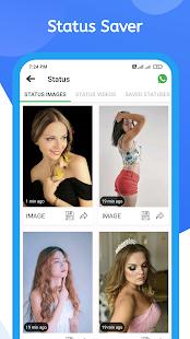 WAStar - Status Saver, Download & Save Status Screenshot