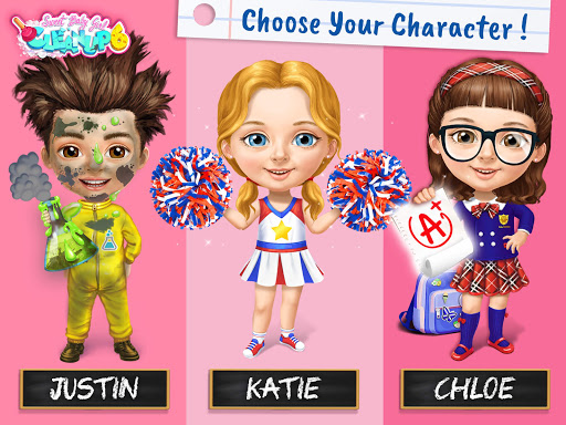 Sweet Baby Girl Cleanup 6 - School Cleaning Game android2mod screenshots 15