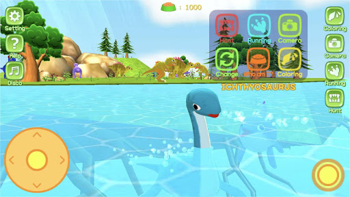 Dinosaur World 3D - AR Camera  screenshots 1