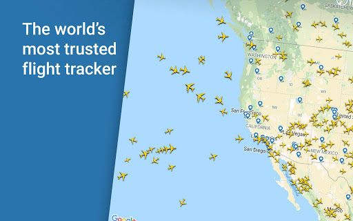 Flightradar24 Flight Tracker 8.11.1 Screenshots 8
