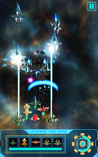 Upgrade the game 3: Spaceship Shooting Screenshot