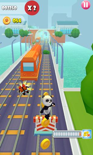 Panda Run apkpoly screenshots 2