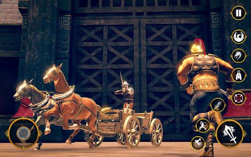 Gladiator Heroes Arena-Sword Fighting Tournament 1.1 screenshots 4