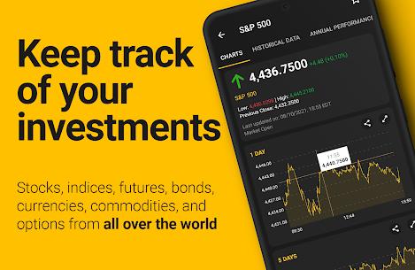 InvestApp Pro MOD APK – Stocks, Markets & Financial News 1