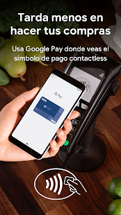 Google Pay: paga en miles de tiendas, webs y apps Screenshot