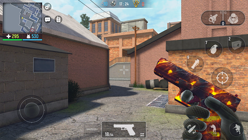 Code Triche Modern Ops - Jeux de Guerre (Online Shooter FPS) APK MOD (Astuce) screenshots 2