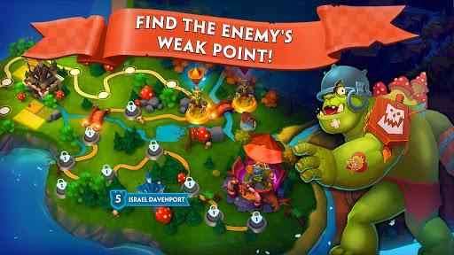 Broyalty u2013 Medieval Kingdom Wars, RPG War Strategy  screenshots 5