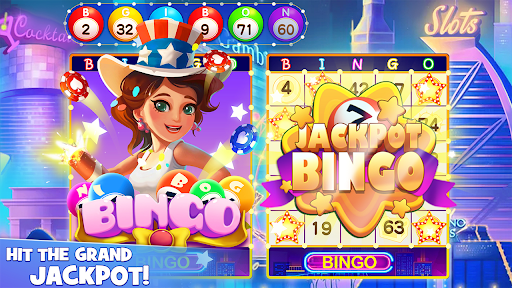 Bingo Lucky: Happy to Play Bingo Games  screenshots 1