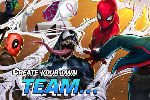 MARVEL Puzzle Quest: Join the Super Hero Battle! 219.556184 screenshots 2