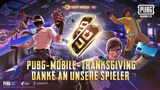 PUBG MOBILE – Cyber-Woche 1