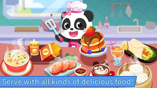 Baby Panda's Cooking Restaurant apkdebit screenshots 5