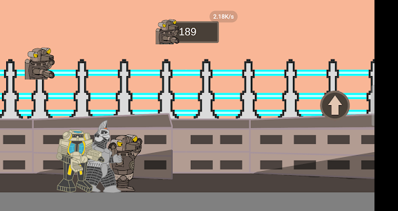 Ultra Galaxy Robot: Z Hack Game Android & iOS 3