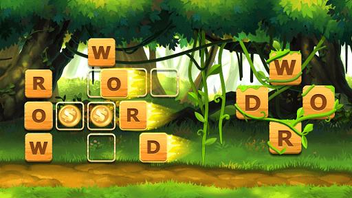 Word Crossword Puzzle 4.0 Screenshots 1