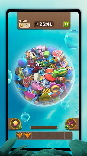 Match Triple Bubble - Match 3D & Master Puzzle  screenshots 15