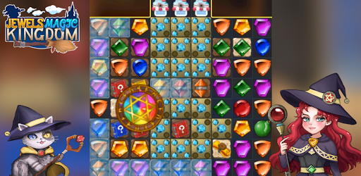 Jewels Magic Kingdom: Match-3 puzzle 1.8.20 screenshots 1