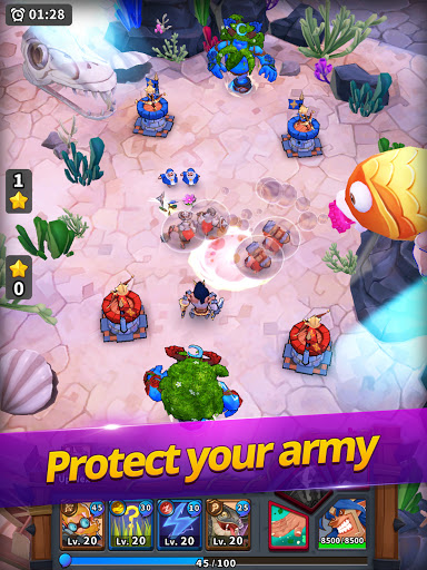 Nano Legends screenshots 22
