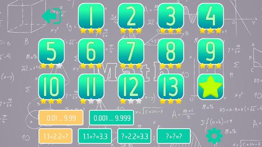 decimals - fifth grade math skills screenshot 3