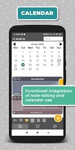 Notagenda - Note & Calendar & Tasks & Alarm 4.4.5