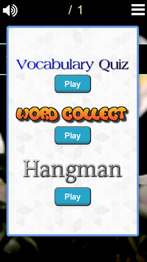 Vocabulary Quiz and Word Collect Word games 2021 1.1.52 screenshots 1