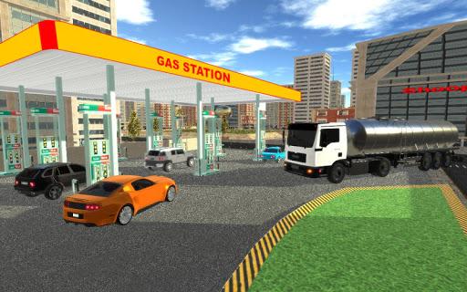 Gas Station Car: Big City Simulator 1.1 screenshots 1