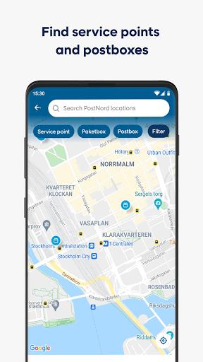 PostNord - Track and send parcels apktram screenshots 6