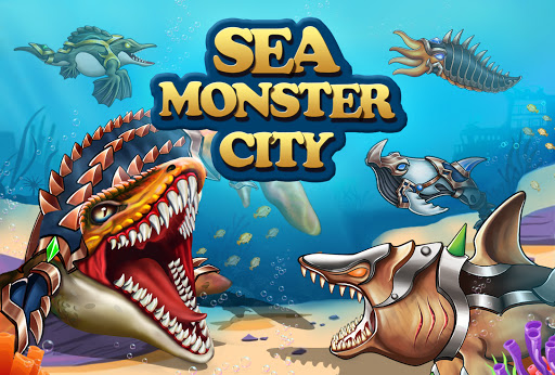 Sea Monster City 12.07 Screenshots 1