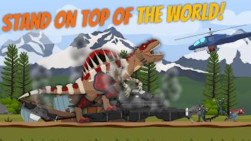 Hybrid Apex Dinosaur: World Rampage