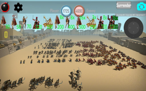 CLASH OF MUMMIES: PHARAOH RTS painmod.com screenshots 8