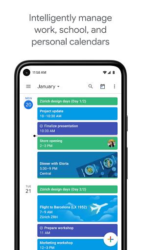 Google Calendar apktram screenshots 1