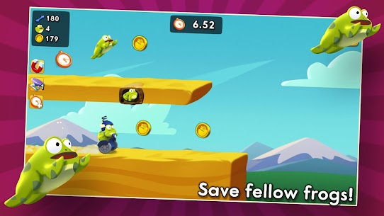 Ride with the Frog 1.0 Mod + APK + Data UPDATED 3