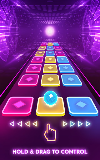 Color Hop 3D - Music Game  screenshots 9