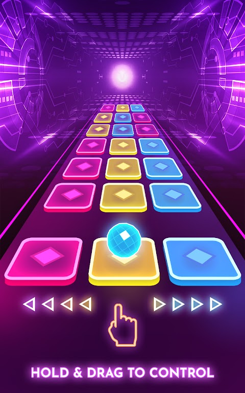 Color Hop 3D - Music Game poster 8