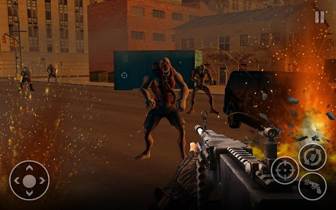 Sniper Army Zombie Shooter: Shooting Games 2020 4